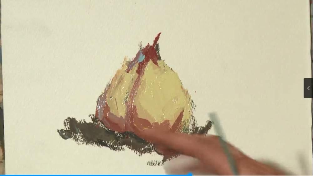 入门到精通学习水粉画图片视频教程